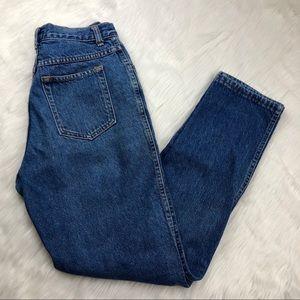 Vintage Christian Lauren Light Blue Mom Jeans